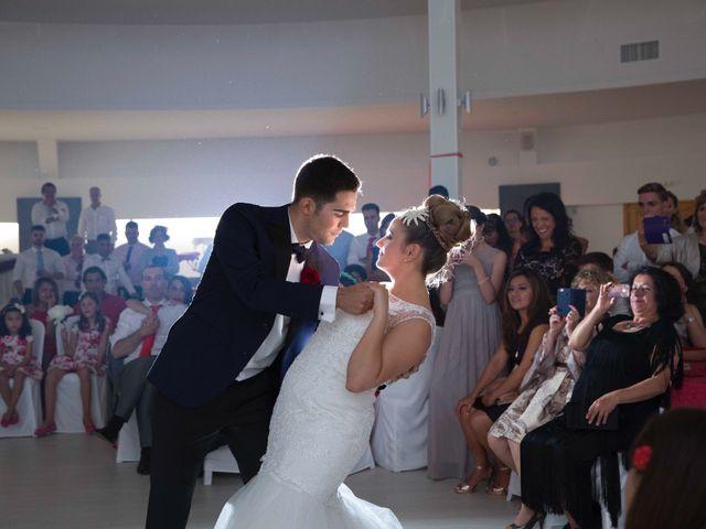 La boda de Jorge y Nayara en Alhaurin De La Torre, Málaga 2