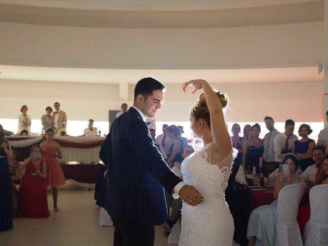 La boda de Jorge y Nayara en Alhaurin De La Torre, Málaga 46