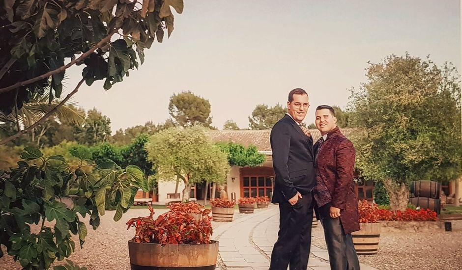 La boda de Isaac y Daniel en Odena, Barcelona