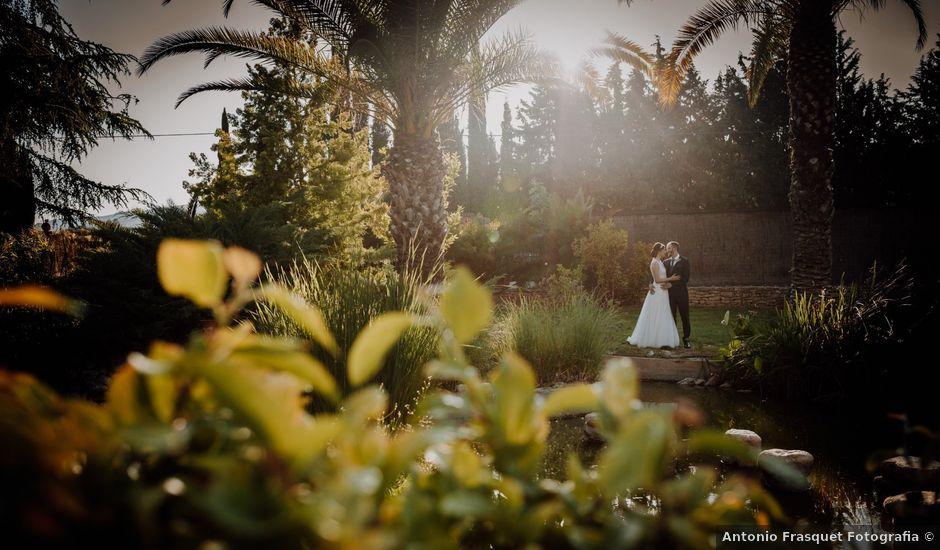 La boda de Ivan y Maria en Ontinyent, Valencia