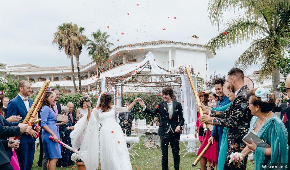 La boda de Ricard y Sílvia en Cambrils, Tarragona