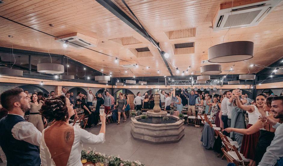 La boda de Albert y Gemma en Culla, Castellón