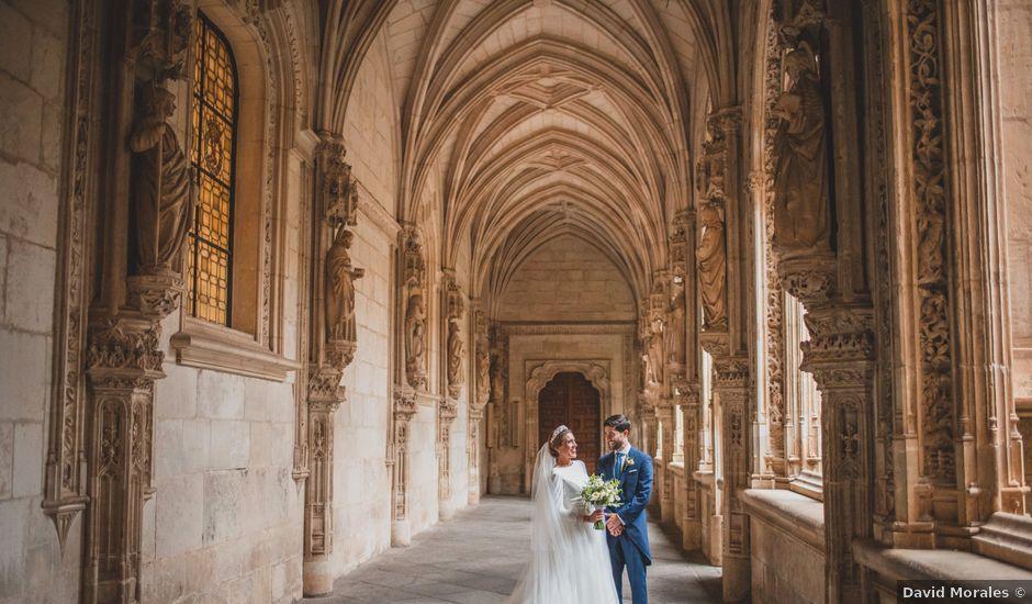 La boda de Fernando y Carlota en Toledo, Toledo