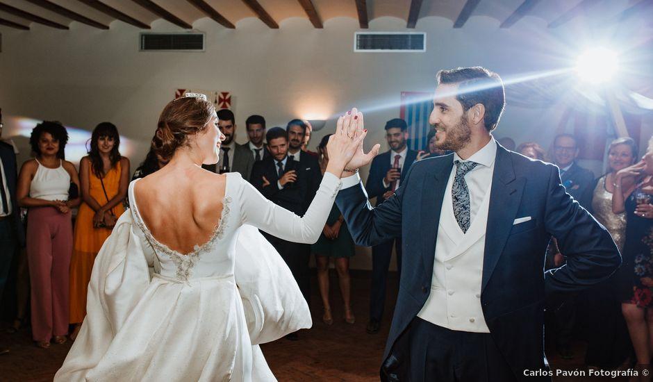 La boda de Juanma y MªPaz en Torre De La Reina, Sevilla