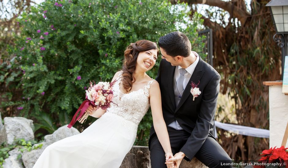 La boda de Xavi y Rita en Montcada I Reixac, Barcelona