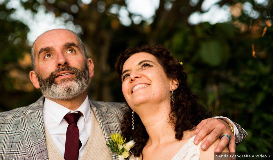 La boda de Pablo y Lorena en Ares (Aparral), A Coruña