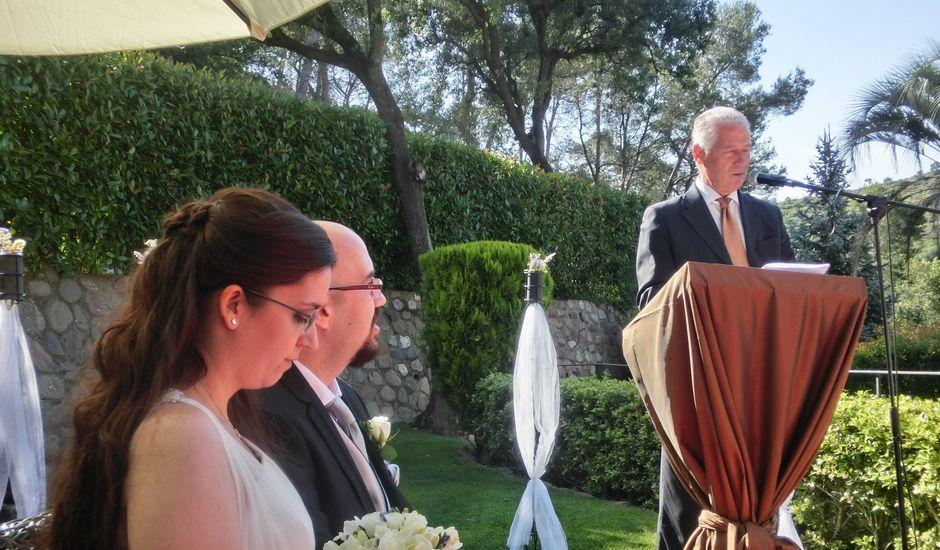 La boda de Joan y Laura en Montcada I Reixac, Barcelona