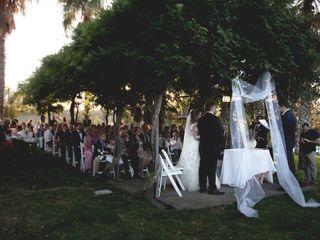 La boda de Ester y Cris 1