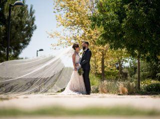 La boda de Noemi y Oscar