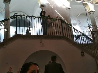 La boda de Lorenzo y Esther 1