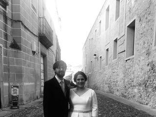 La boda de Lorenzo y Esther