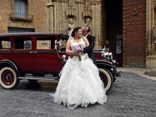 La boda de Carmen María y Ginés