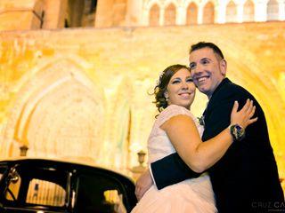 La boda de Patricia y Edgar