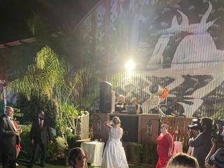 La boda de Estefanía  y Miguel Ángel  2