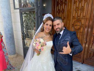La boda de Maria Jesús y Miguel Angel  1