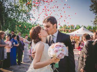 La boda de Marina y Ángel
