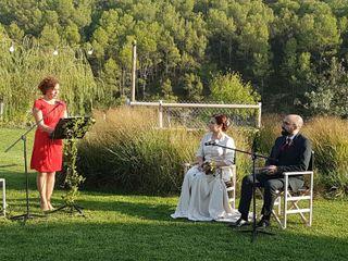 La boda de Natàlia y Marco