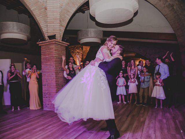 La boda de Ester y Cris