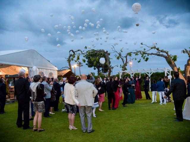 La boda de Julian y Marta en Cambrils, Tarragona 2