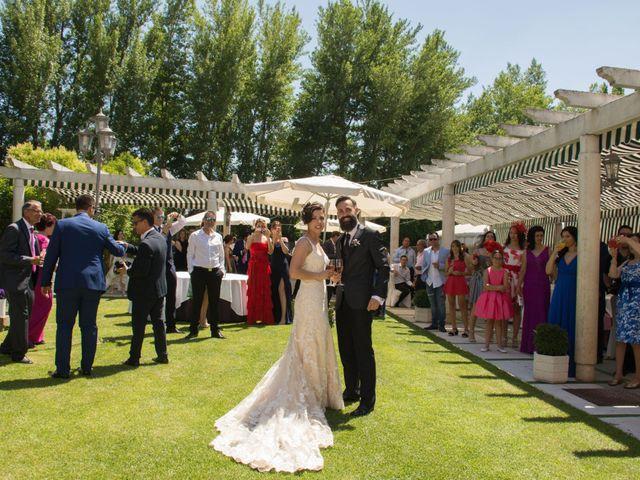 La boda de Oscar y Noemi en Valladolid, Valladolid 32
