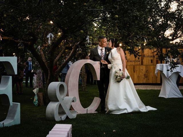 La boda de Emilio y Carolina en Zamora, Zamora 52