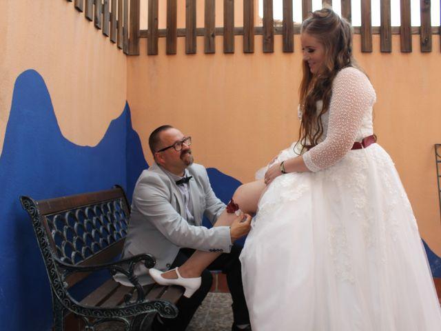 La boda de Fran y Noemí en Granada, Granada 7