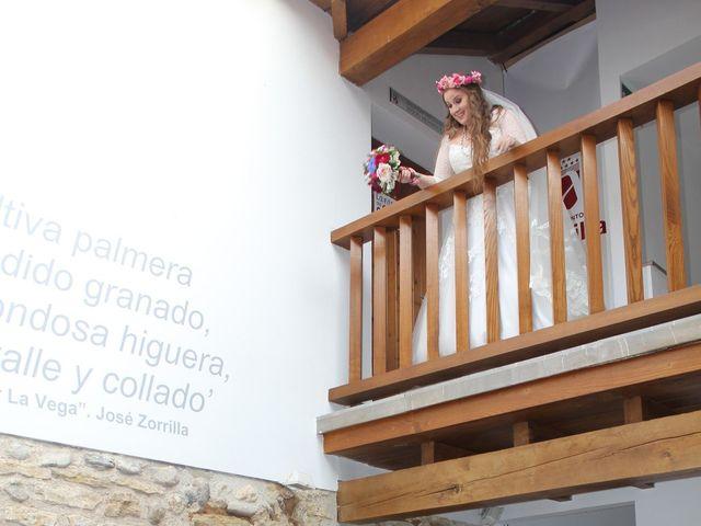 La boda de Fran y Noemí en Granada, Granada 1