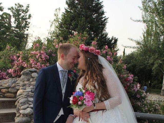 La boda de Fran y Noemí en Granada, Granada 10