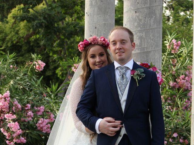 La boda de Fran y Noemí en Granada, Granada 2