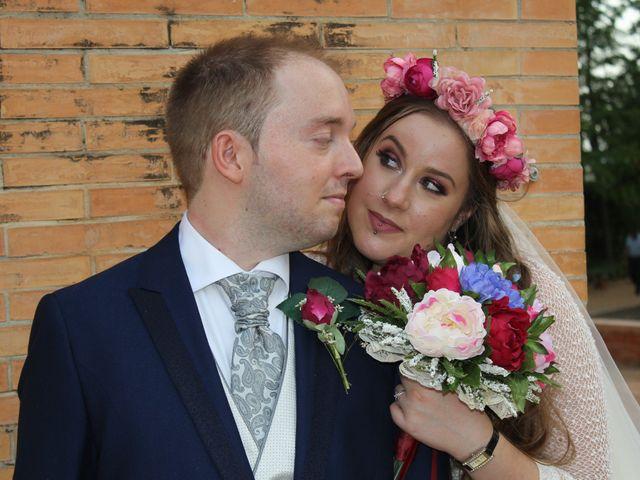 La boda de Fran y Noemí en Granada, Granada 11