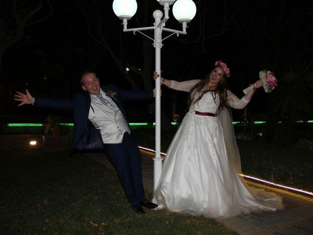 La boda de Fran y Noemí en Granada, Granada 13