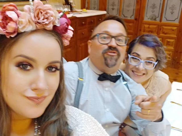 La boda de Fran y Noemí en Granada, Granada 22