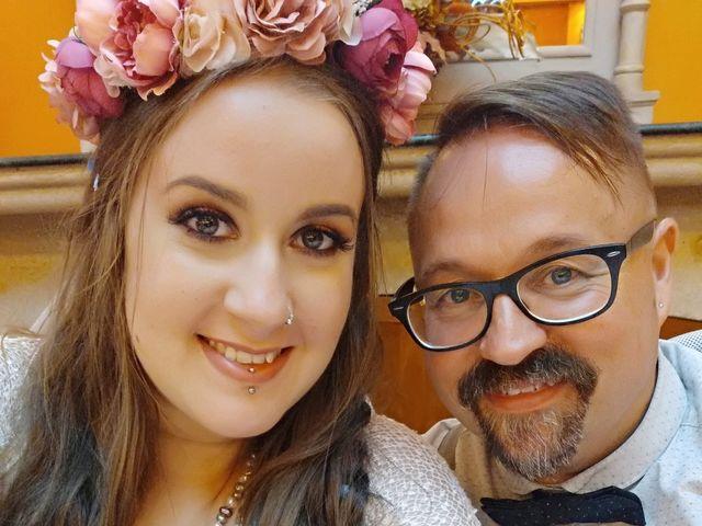 La boda de Fran y Noemí en Granada, Granada 26