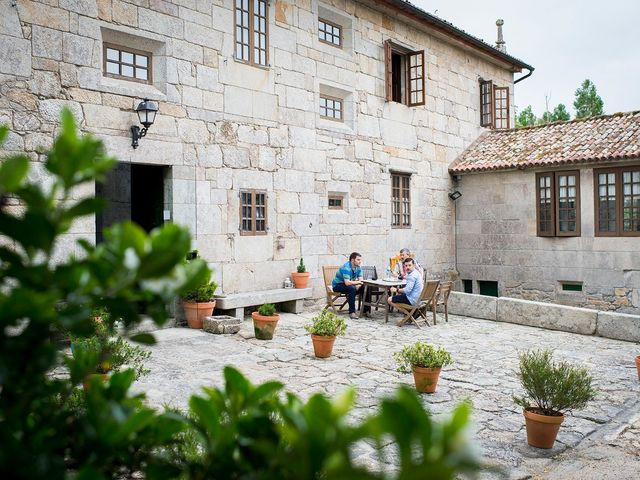La boda de Camilo y Saleta en Moraña (San Lourenzo), Pontevedra 12