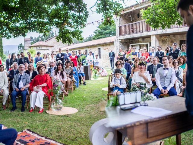 La boda de Camilo y Saleta en Moraña (San Lourenzo), Pontevedra 21