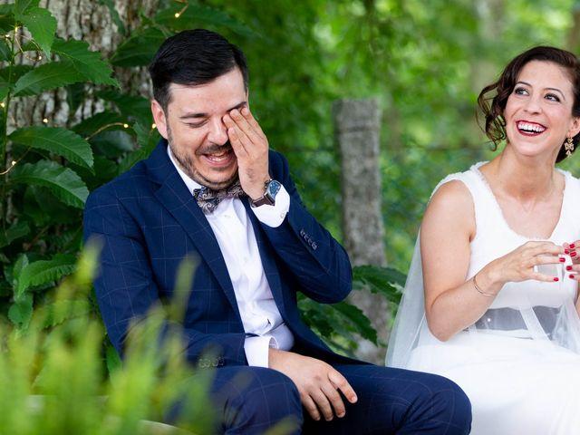 La boda de Camilo y Saleta en Moraña (San Lourenzo), Pontevedra 22