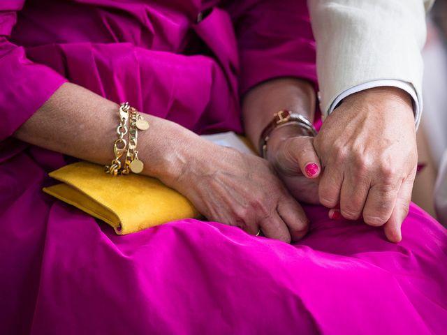La boda de Camilo y Saleta en Moraña (San Lourenzo), Pontevedra 23