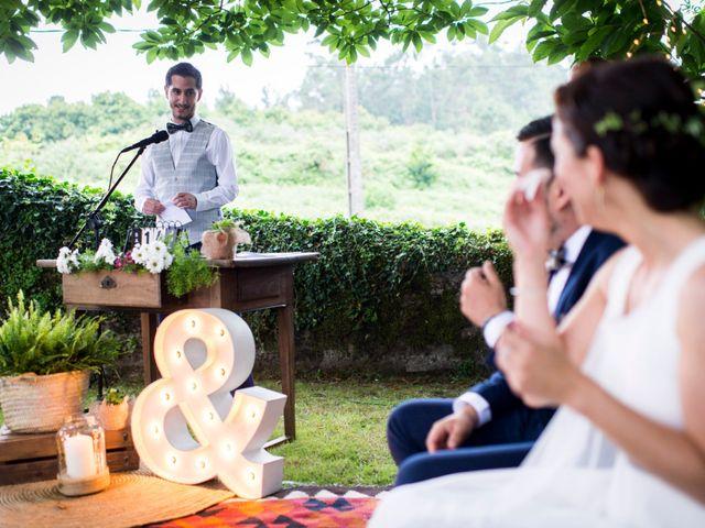 La boda de Camilo y Saleta en Moraña (San Lourenzo), Pontevedra 24