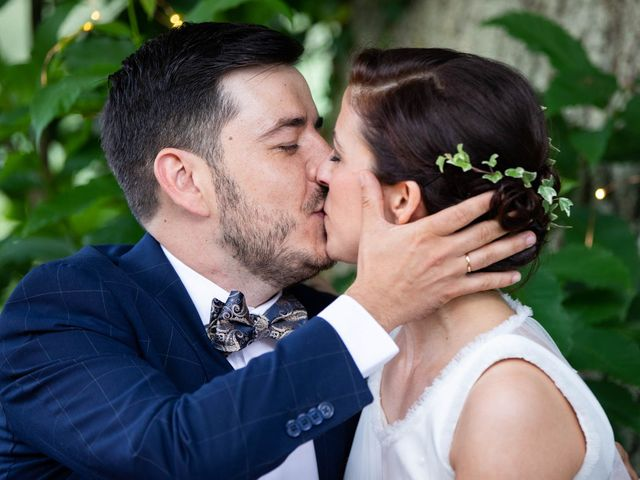 La boda de Saleta y Camilo