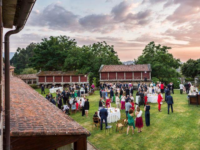 La boda de Camilo y Saleta en Moraña (San Lourenzo), Pontevedra 27