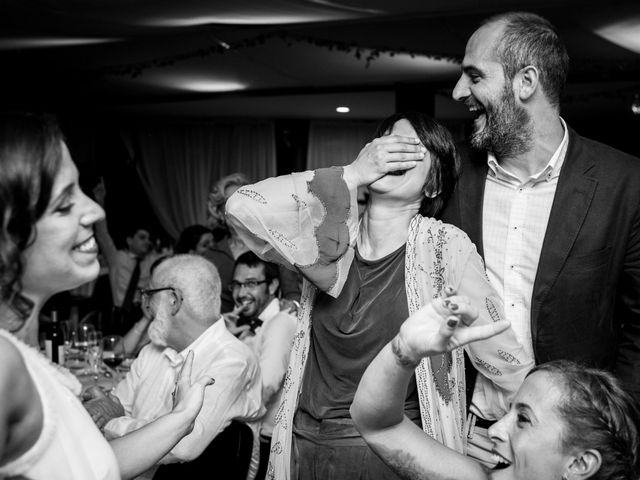 La boda de Camilo y Saleta en Moraña (San Lourenzo), Pontevedra 31