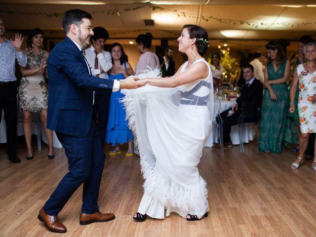 La boda de Camilo y Saleta en Moraña (San Lourenzo), Pontevedra 32