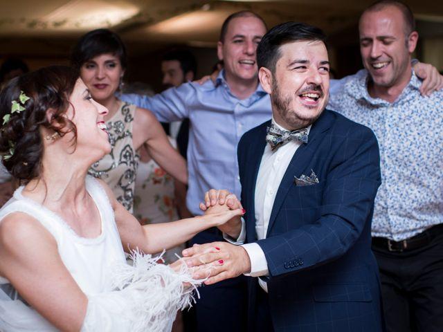 La boda de Camilo y Saleta en Moraña (San Lourenzo), Pontevedra 37