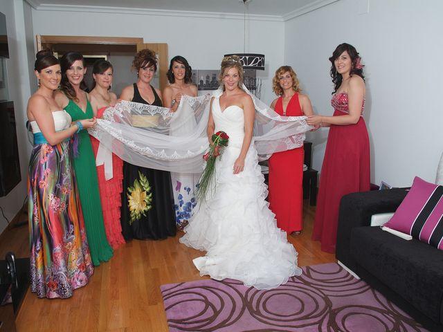 La boda de Cristian y Anabel en Cuenca, Cuenca 13