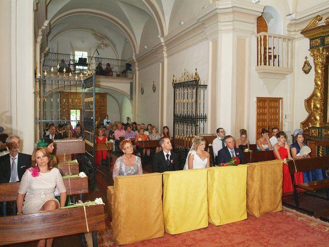 La boda de Cristian y Anabel en Cuenca, Cuenca 15