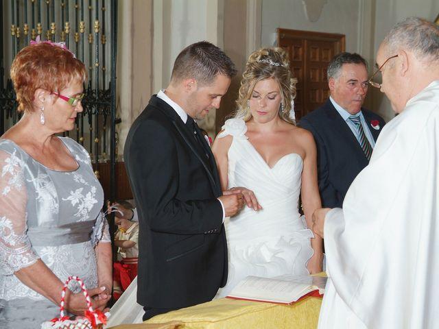 La boda de Cristian y Anabel en Cuenca, Cuenca 16