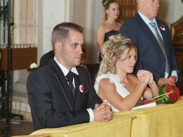 La boda de Cristian y Anabel en Cuenca, Cuenca 17