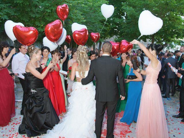 La boda de Cristian y Anabel en Cuenca, Cuenca 21