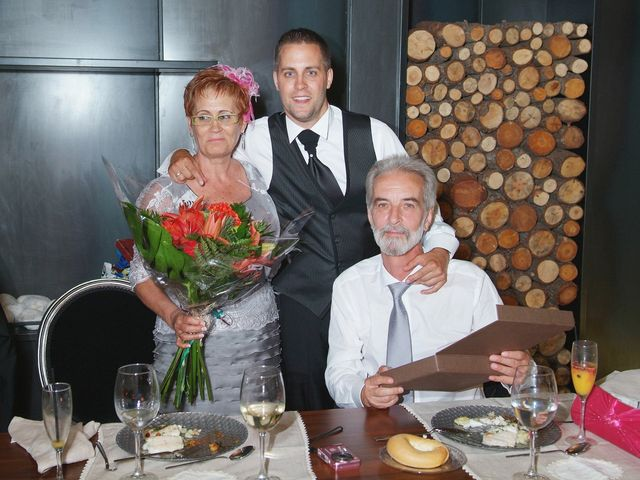 La boda de Cristian y Anabel en Cuenca, Cuenca 27