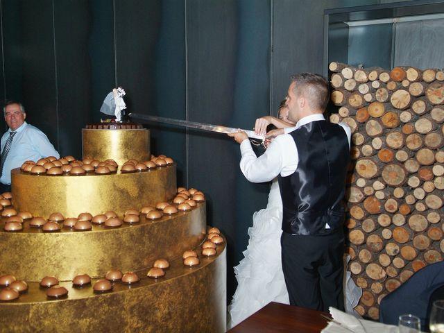 La boda de Cristian y Anabel en Cuenca, Cuenca 30